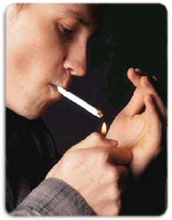 What is a Smoker's Cough? (with pictures)